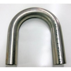 Stainless U-bend 42.4x2.0 180° r84 316L