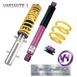 KW coiloverkit V1 Audi S2 coupe, 80,90 Q