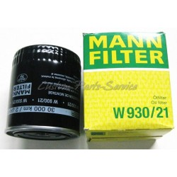 Oil filter Audi V6 engines
