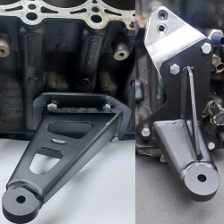 07K engine mounts + oilfilter adapter kit