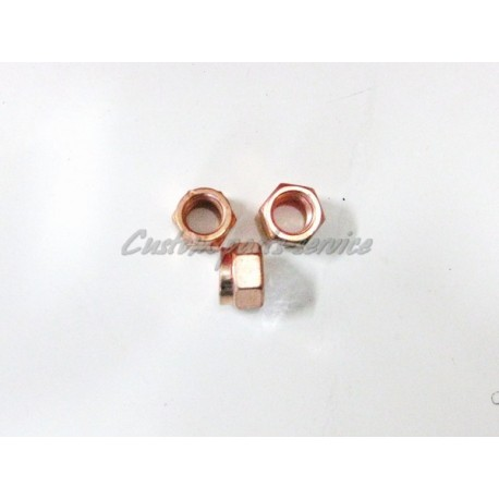 Copper nut M10