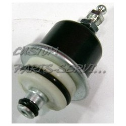 Adjustable fuel pressure reg.